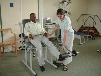 加納的外展醫療活動