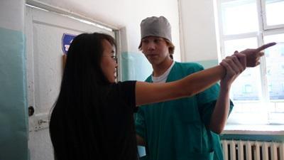 跟隨Projects Abroad到蒙古參與物理治療志工項目