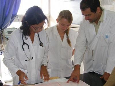 志工參與Projects Abroad 的摩洛哥物理治療實習項目