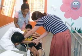 國際志工 醫療及保健項目