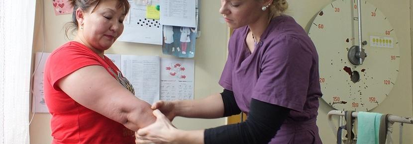 海外的物理治療志工工作單位