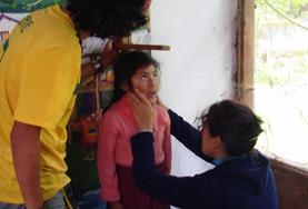 國際志工 營養治療項目
