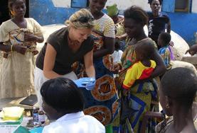 國際志工 公共健康項目