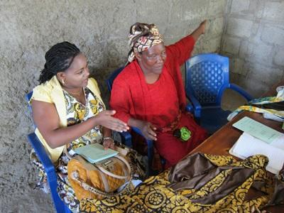 Projects Abroad的小型融資項目