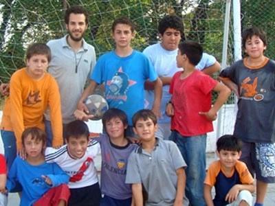 成為Projects Abroad志工到阿根廷進行體育教學工作