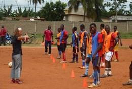 國際志工 體育項目