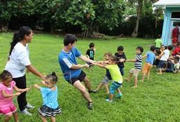 Volunteer 體育項目