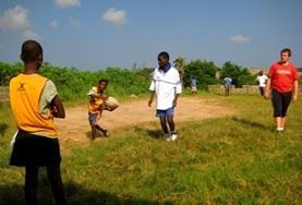 國際志工 橄欖球項目