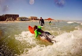 國際志工 衝浪項目