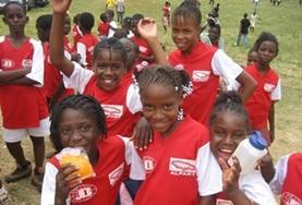 國際志工 體育教育項目