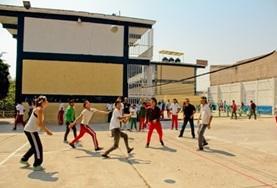 國際志工 排球項目