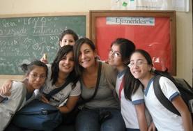 國際志工 阿根廷