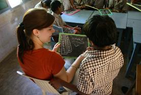 國際志工 孟加拉