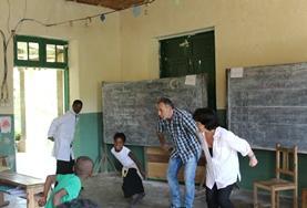 國際志工 馬達加斯加