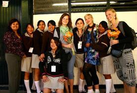 國際志工 墨西哥