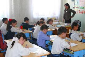 國際志工 教學項目