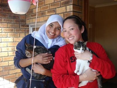 南非志工參與動物關愛項目
