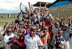 國際志工 關愛及社區寒假項目
