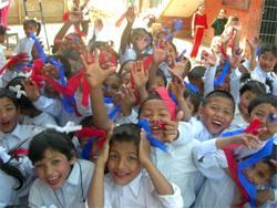 尼泊爾英語義教機會
