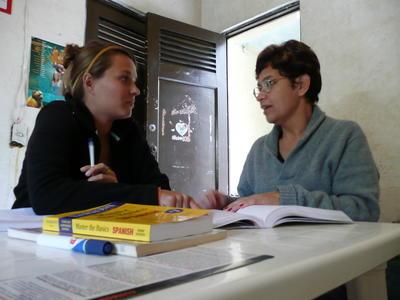 貝里斯的西班牙語課程