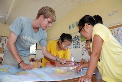 國際志工項目安排彈性靈活,選擇眾多