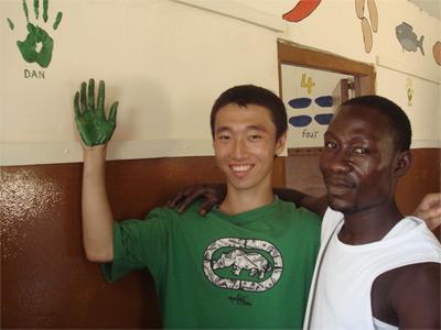 加納社區關愛高中生志工營